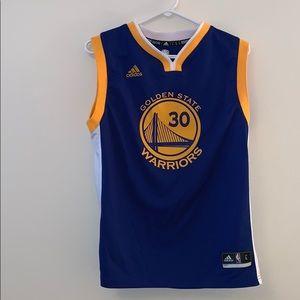 NBA Stephen Curry Jersey